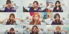 TWICE Shows Their Cuteness in 'Selfie' Version MV for 'TT' | Koogle TV