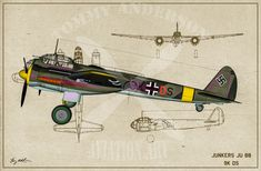 German Bombers - Tommy Anderson Publishing and Photography