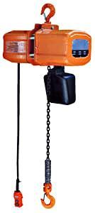 Economy Electric Chain Hoist with Chain Container * $1,255.00 - $1,638.00
