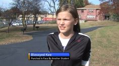 HATE CRIME: 12 Year-Old Student Punched In The Face At School For Being White – American Lookout