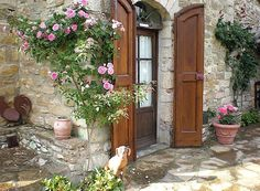 Podere Torre Tuscan farm house accommodation - holiday in Greve in Chianti - Tuscany - Italy