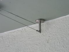 to remember the wire curtain rods...