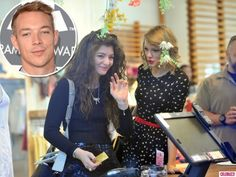 Lorde Defends Taylor Swift, Calls Out Diplo For Having 'Tiny Penis'