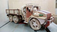 Soviet Ural-4320 https://www.etsy.com/shop/Lloydswoodtoyplans