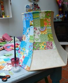 Furniture Decoupage: ideas and master classes to create a Shabby-chic and Provence - Diy and crafts interests Home Crafts, Diy And Crafts, Summer Crafts, Upcycled Crafts, Repurposed, Diy Luminaire, Sewing Projects, Craft Projects, Craft Tutorials