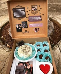 Surprise Gifts For Him - Outdoor Click Diy Birthday Gifts For Friends, Birthday Gifts For Boyfriend Diy, Birthday Box, Boyfriend Anniversary Gifts, Friend Birthday Gifts, Boyfriend Gifts, Surprise Gifts For Him, Bf Gifts, Diy Christmas Gifts