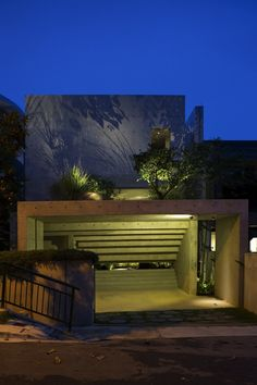 Namly House by Chang Architects - Materialicious