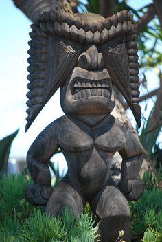 modern Kona style temple image