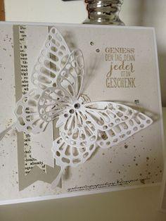 GabriEles PaperBay: Schmetterling - die Zweite ...