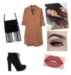 """""""♡"""" by deisy-santos on Polyvore featuring United by Blue and Smashbox"""