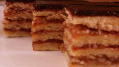 zserbó, zserbószelet, karácsony Tiramisu, Bacon, Sweet Treats, Muffin, Pie, Yummy Food, Ethnic Recipes, Torte, Sweets