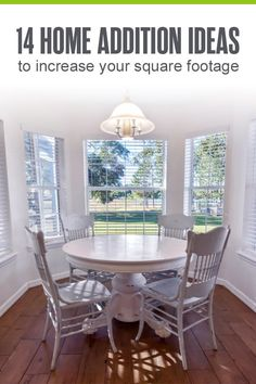 14 Home Addition Ideas to Increase Your Square Footage