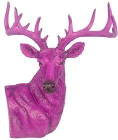 Cód. 107.058 - Alce / Design De Mesa / Purple Fullway - 73x60x51