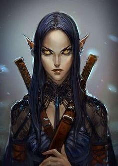 New Fantasy Art Elf Warrior Rogues Ideas Fantasy Races, Fantasy Warrior, Fantasy Rpg, Fantasy Artwork, Fantasy Character Design, Character Inspiration, Character Art, Character Ideas, Elf Characters