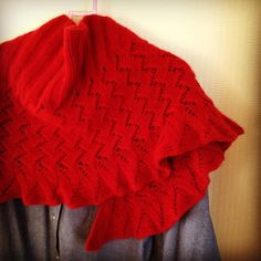 Knit , LinLinShawl ©Love Favorite