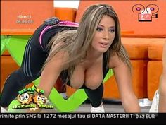 sexy gym - morning show