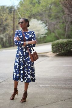 AWED BY MONICA: A FLORAL SAFARI