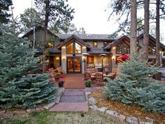 Ridiculous Colorado Home