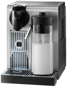 De'Longhi America EN750MB Nespresso Lattissima Pro Machine * This is an Amazon Affiliate link. Read more at the image link.