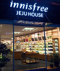 Innisfree in Samcheongdong