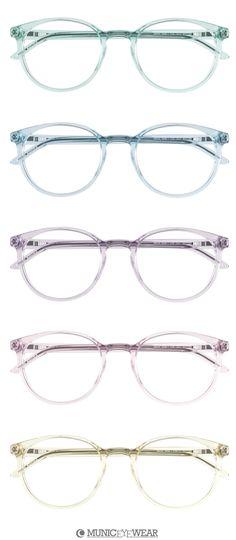 munic - mod. 856-1  #PASTEL COLOURS #municeyewear