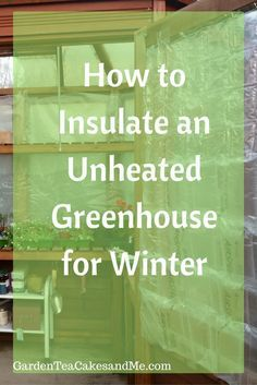 Indoor Vegetable Gardening how to insulate greenhouse for winter - Greenhouse insulation, protecting the greenhouse for Winter with bubble wrap. Diy Greenhouse Plans, Greenhouse Farming, Greenhouse Growing, Outdoor Greenhouse, Small Greenhouse, Greenhouse Vegetables, Pallet Greenhouse, Heating A Greenhouse, Underground Greenhouse