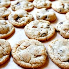 Pecan Chocolate Chip cookie recipe by therebelchick