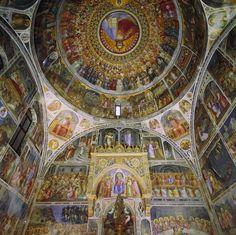 Battistero - Padova - La Cappella Sistina di Padova - Secolo XIV - Giusto De Menabuoi