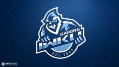 Esport logo Iwku gaming on Behance