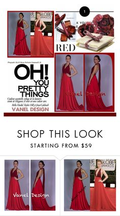 """""""Vanel Design 26"""" by k-lole ❤ liked on Polyvore featuring Clinique"""