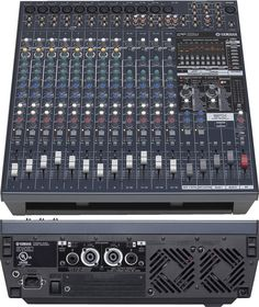 Yamaha EMX5016CF Powered Audio Mixer