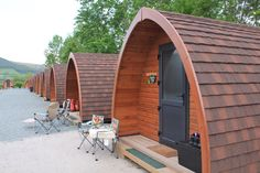 glamping pods brecon beacons