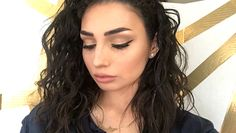 Eye makeup, summer m