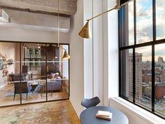 William Morris Endeavor, New York, 2015 - Rockwell Group