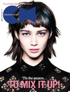 Creative HEAD UK cover, November/December 2015