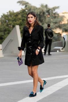 Après New York et Londres, les Fashionistas Ont Débarqué à Milan Jour 3