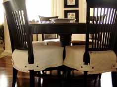 DIY Dining Room Chair Covers OLYMPUS DIGITAL CAMERA Laurieflower Inspiration