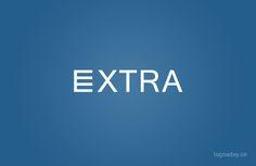 #Extra | #Logo a Day #verbicon