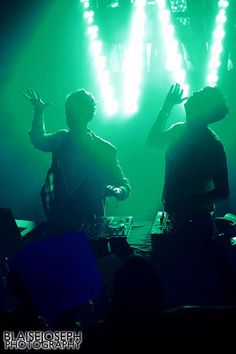 Porter Robinson & Zedd