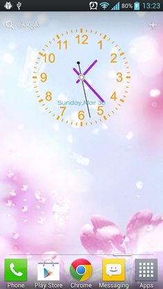 Analog Clock Live Wallpaper - Apps on Google Play