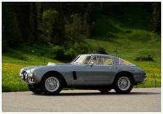 1953 Ferrari 250 Mille Miglia Berlinetta