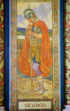 Longinus - Saint Longinus - Wikipedia, the free encyclopedia