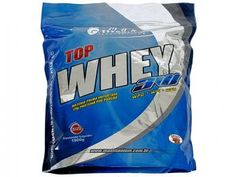 Whey Protein Top Whey 3W 1,8 kg Refil - Vitamina de Frutas - Max Titanium