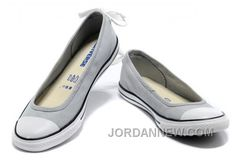 http://www.jordannew.com/summer-converse-all-star-light-grey-ballet-flat-dainty-ballerina-canvas-ladies-shoes-for-sale.html SUMMER CONVERSE ALL STAR LIGHT GREY BALLET FLAT DAINTY BALLERINA CANVAS LADIES SHOES FOR SALE Only $76.12 , Free Shipping!