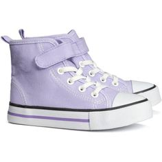 H&M High Tops $7 (395 RUB) ❤ liked on Polyvore featuring kids shoes, baby, h&m, shoes and toddler