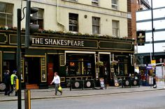 Get your bard on at The Shakespeare in London! #GToxford