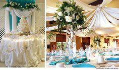 Elegant Wedding Reception Decoration | Elegant Wedding Reception Decorating Ideas Pictures