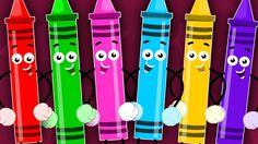 hokey pokey | nursery rhymes | childrens rhymes | crayons songs | kids r...