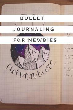 How to start a bullet journal, Bullet Journaling ideas, Bullet journal flip through