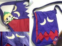 Spoils Bag from Zelda: The Wind Waker